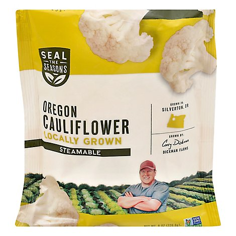Oregon Cauliflower - 8 OZ