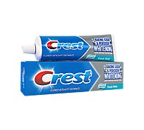 Crest Baking Soda & Peroxide Fresh Mint Toothpaste - 4.2 OZ