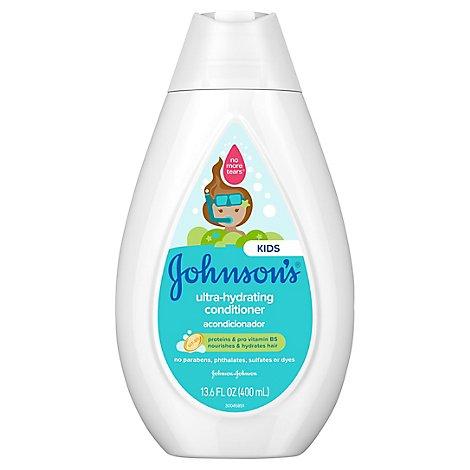 Johnsons Kids Ultra Hydrating Conditioner - 13.6 FZ