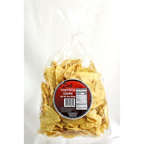 Resers Mexican Style Tortilla Chips - 16 OZ
