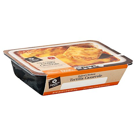 Signature Cafe Entree Casserole Chicken Tortilla Bkd - 26.5 OZ