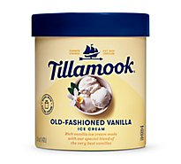 Tillamook Ice Cream Old Fashion Vanilla - 48 OZT