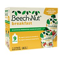 Beech-Nut Baby Food Breakfast Stage 4 Variety Pack - 9-3.5 Oz