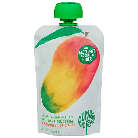 Pumpkin Tree Mango W/hint Of Orange - 3.5 OZ