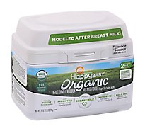 Happy Baby Stg 2 Organic Formula W/iron - 21 OZ