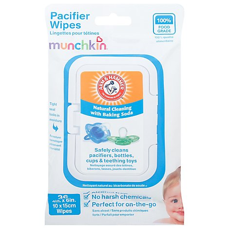 Arm & Hammer Pacifier Wipes - 36 CT