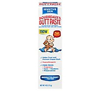 Boudreauxs Butt Paste Sensitive - 4 OZ