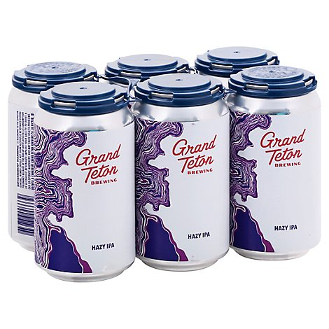 Grand Teton Tributary Series In Cans - 6-12 FZ