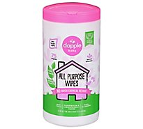 Dapple All Purpose Wipes Lavender - 75 CT
