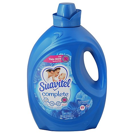 Suavitel Field Flowers Liquid Fabric Softener - 105 FZ