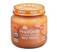 Happy Baby Cc Stage 1 Sweet Potatoes - 4 OZ