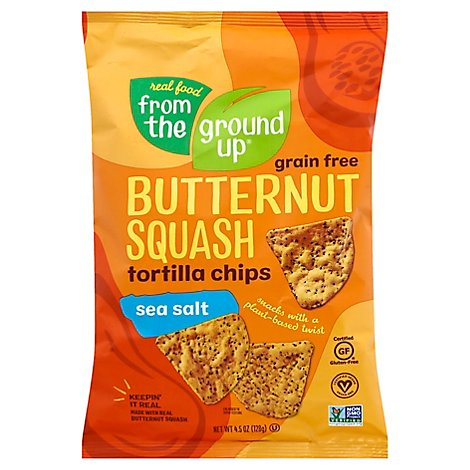 From The Grnd Up Chip Bttrnt Sqsh Sslt - 4.5 OZ