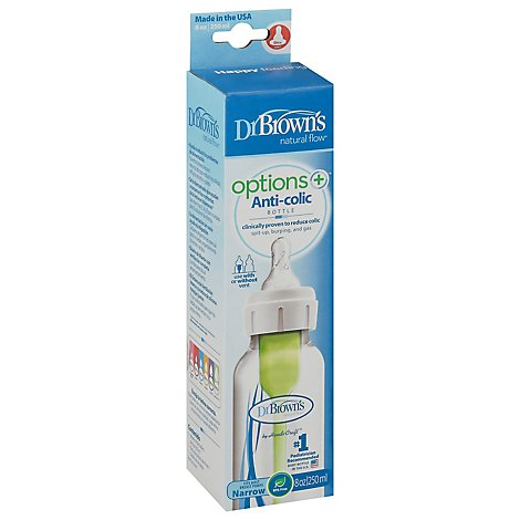 Dr Browns Options Bottle 8oz - EA