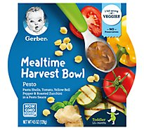 Gerber Mealtime Pesto Bowl - 4.5 OZ