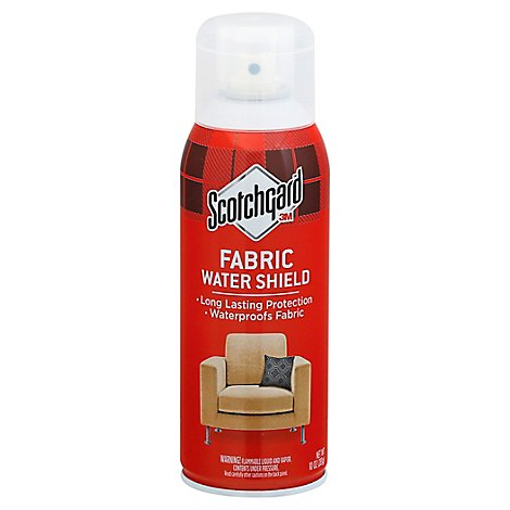 Scotchgard Fabric Water Shield 10 Oz - 10 OZ