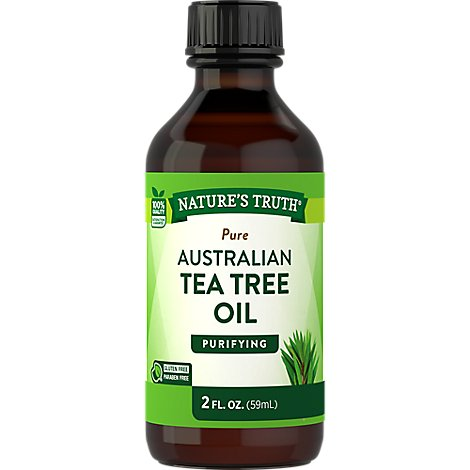 Natures Truth Essential Oil Tea Tree - 2 FZ