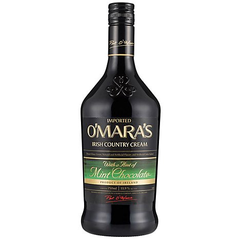 O Maras Irish Country Cream Chocolate Mint Wine - 750 Ml