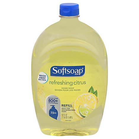 Softsoap Refreshing Citrus Liquid Hand Soap - 50 FZ