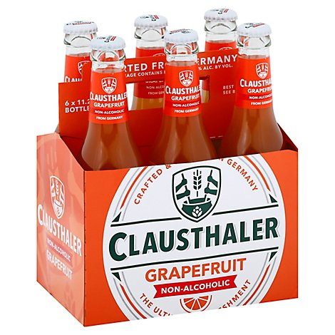 Clausthaler Grapefruit - 6-11.2 FZ