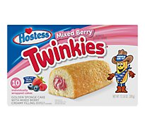 Hostess Mixed Berry Twinkies Multi Pack 13.58 Oz - 10 Count