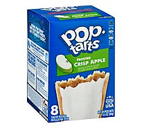 Kelloggs Apple Crisp Pop Tarts - 13.5 OZ