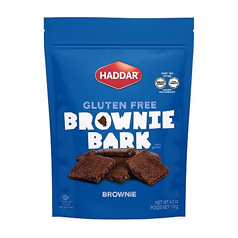 Haddar Brittle Brownie - 4.2 OZ