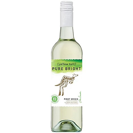 Yellow Tail Pure Bright Pinot Grigio - 750 ML