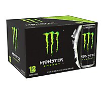 Monster Energy Drink Original - 12-16 Fl. Oz.