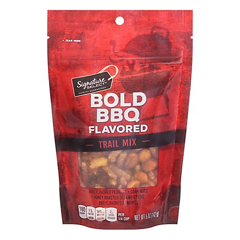 Signature Select Trail Mix Bold Bbq - 5 OZ
