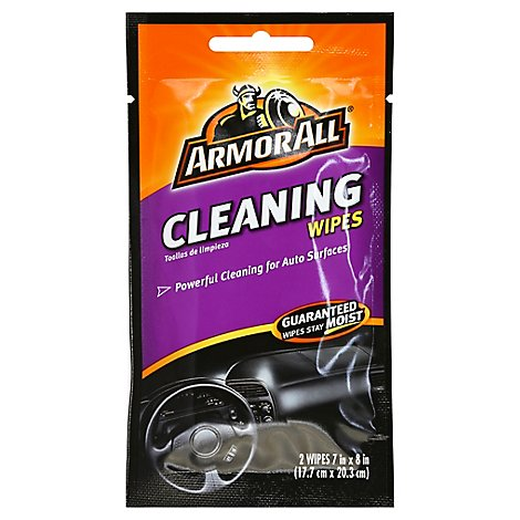 Armor All Cleaning Wipes - EA