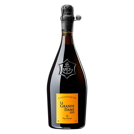 Clicquot La Grand Dame Artist Wine - 750 ML