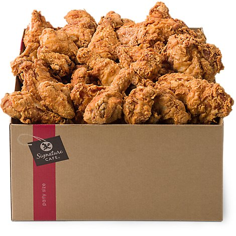Fried Chicken Mixed Hot 50 Count - EA