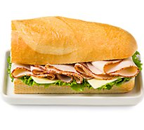 Boars Head Ovengold Turkey Sandwich - Each (460 Cal)