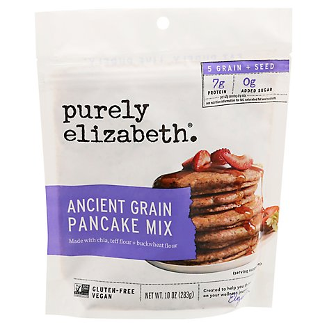 Purely Elizabeth Mix Pancake Ancient Grain - 10 OZ