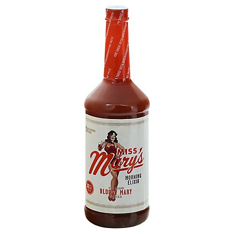 Ms Marys Mixer Bloody Mary Orgnl Mix - 1 LT