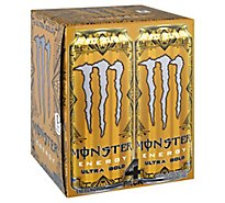 Monster Ultra Gold - 64 FZ