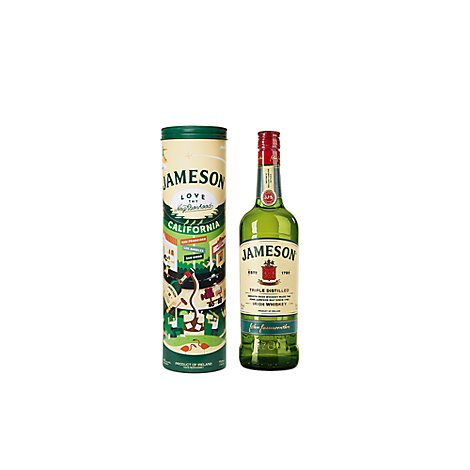 Jameson California Tin - 750 ML