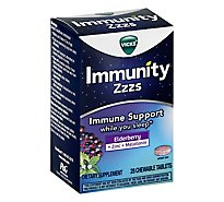 Vicks Immunity Zzzs Fast Melts - 28 CT