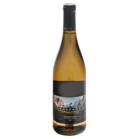Kalyana Chardonnay Wine - 750 ML
