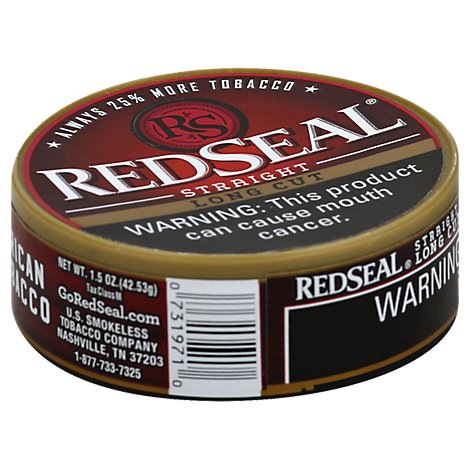 Red Seal Long Cut Straight - 1.5 OZ