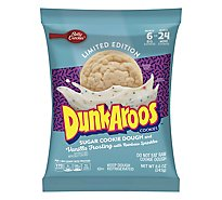 Dunkaroos Ready To Bake Cookies 6 Count - 8.6 OZ