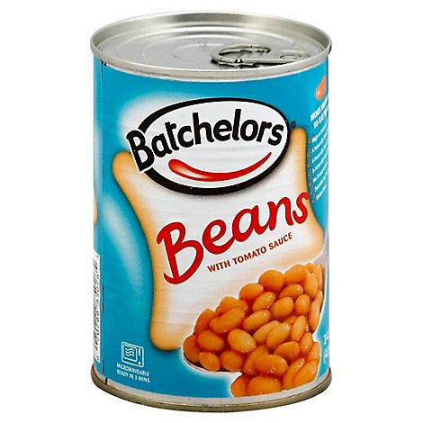 Batchelors Beans With Tomato Sauce - 14.8 OZ