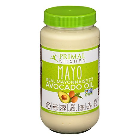 Primal Kitchen Mayo With Avocado Oil - 24 OZ