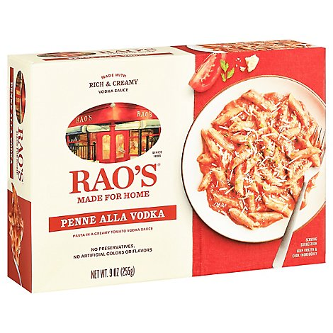 Raos Penne Alla Vodka - 9 OZ
