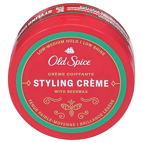 Old Spice Hair Styling Cream - 2.22 OZ