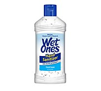 Wet Ones Hand Sanitizer Gel 69% Ethyl Alcohol - 8 Oz