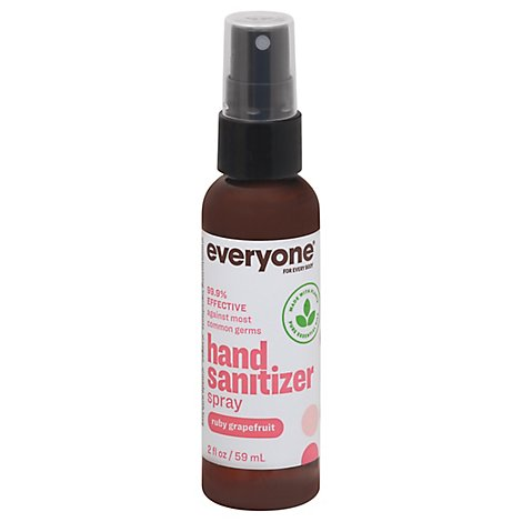 Everyone Ruby Grapefruit Hand Santizer Spray - 2 FZ