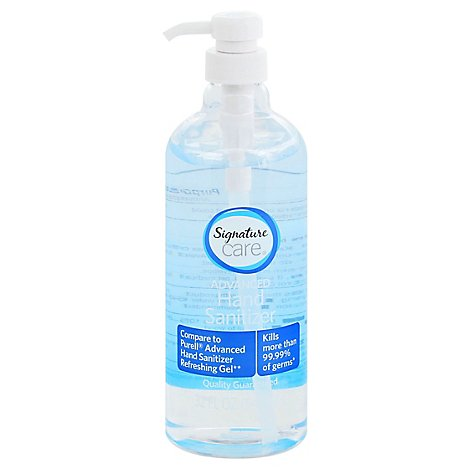 Signature Care Hand Sanitizer - 32 FZ