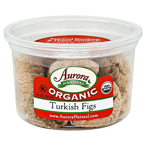 Aurora Organic Turkish Fig - 10 OZ