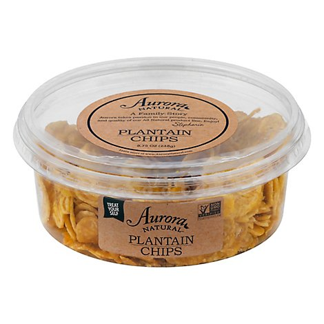Aurora Plantain Chips - 8.75 OZ